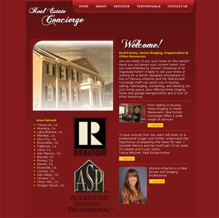 www.reconcierge.org screenshot