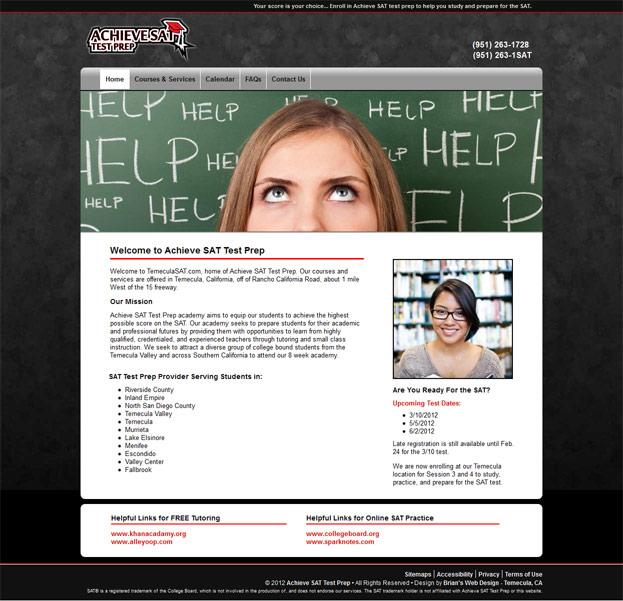 temeculasat.com screenshot
