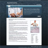 newton-med.com screenshot
