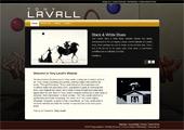 tonylavallart.com screenshot